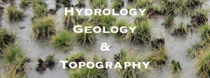 Hydrology banner title