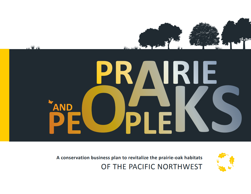 Prairie, Oaks, and People: A Conservation Business Plan (click image to open)